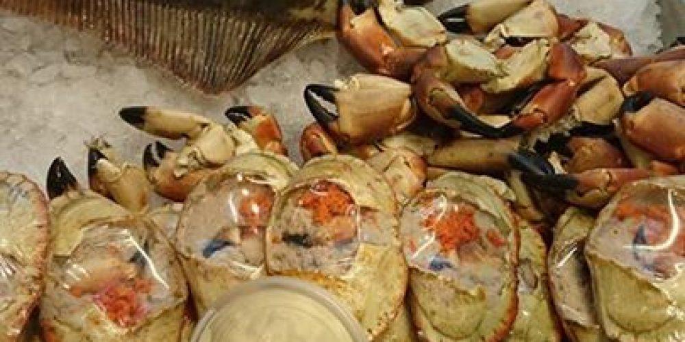 Påfyll av fersk kveite og breiflabb i dag, samt …
